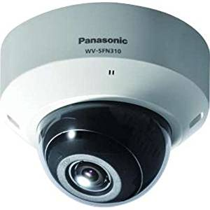 Panasonic WV-SFN310A 720P Indoor Dome Camera, Electric D/N