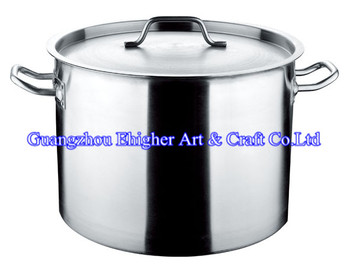 30l 555 Stainless Steel Stock Pot