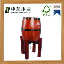factory natural wood beer keg manufacturers