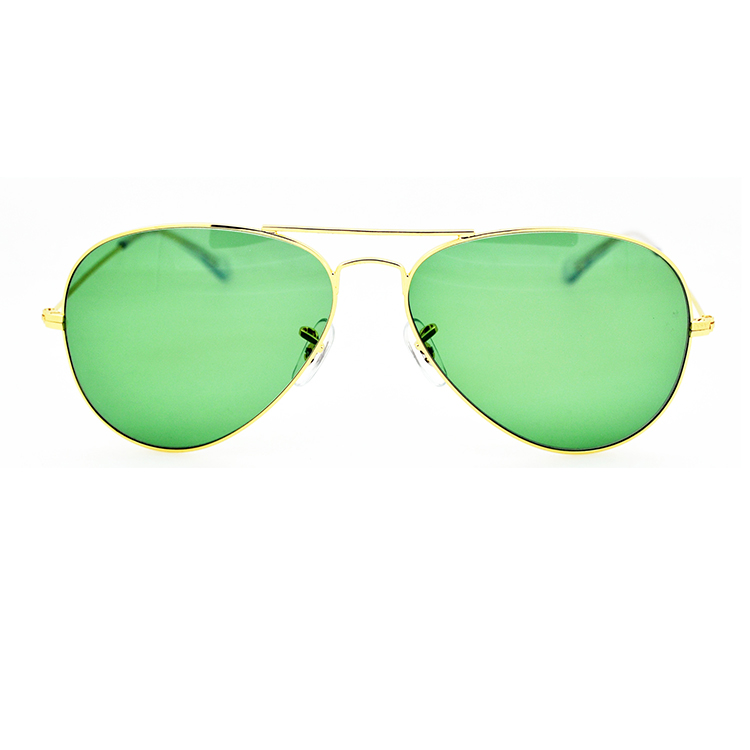 New Trendy Custom Fashion Stainless Steel Sunglass Designer Metal Sunglasses фото