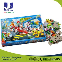 Factory outlet children cool 3d puzzles photo free jigsaw puzzles game