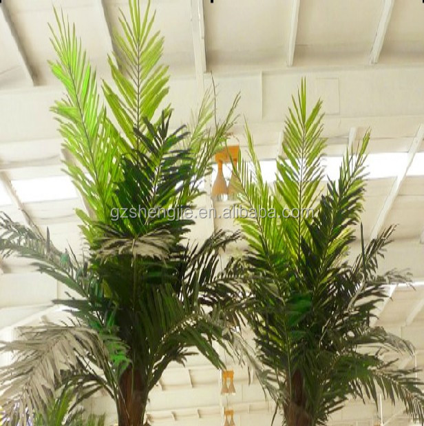 2015 amazing artificial coconut tree indoor / outdoor artifcial coconut tree on sale
