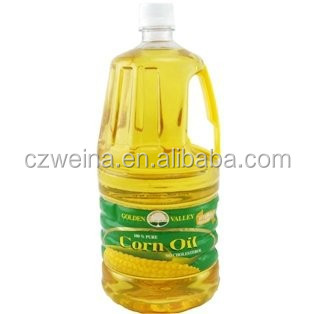 refined corn oil from direct producer