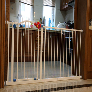 Dog pet child safety gate door for cat