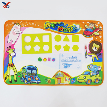 large magic painting aqua doodle water drawing mat for kids