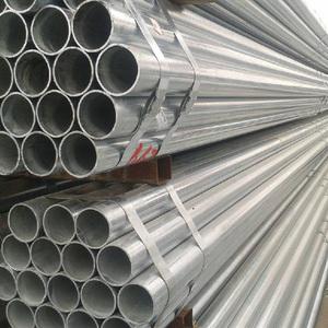 ASTM A53 A795 standard straight seam carbon steel pipe for sale