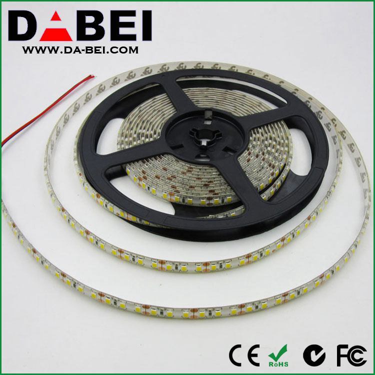 cheap high lumen led strip 2835 vs 5050 CE and RoHS approved