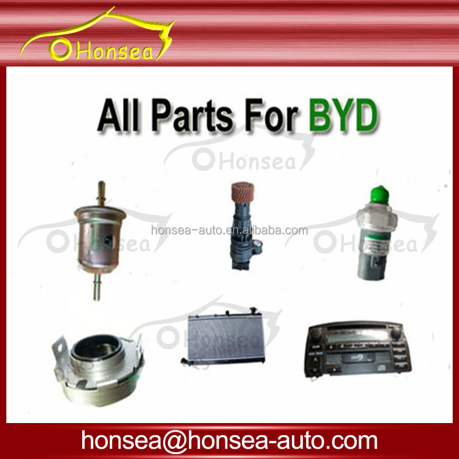 BYD S6 car parts BYD auto spare car parts for all BYD car