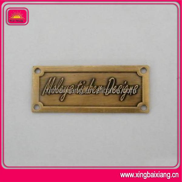 Meubles De Plaques En Laiton Nom Plaques Gravées Plaques De Porte - Plaques de porte décoratives