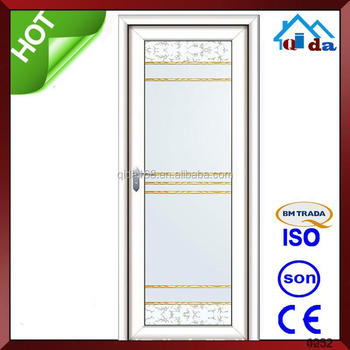 Latest Design Frosted Glass Interior Doors Lowes Bathroom Door