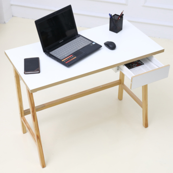 HTY009 Home Furniture Computer Table/Desk with Pine leg