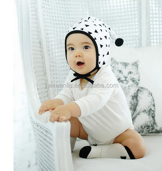 New Funky Style Unisex Cotton Christmas Hat For New Born Baby Boy ...