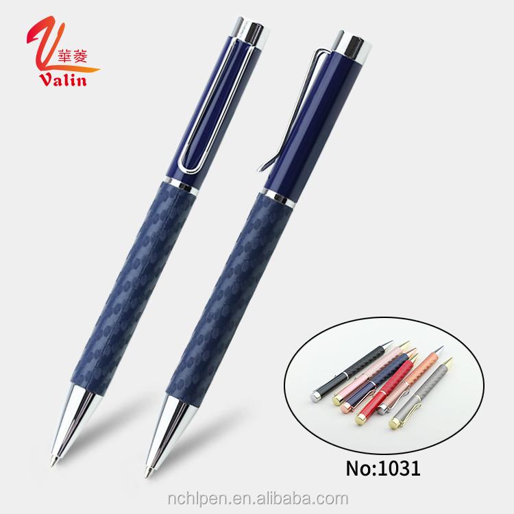 GROOTHANDEL Nieuwe Luxe Metalen Gift Pen Promotionele Items met Logo