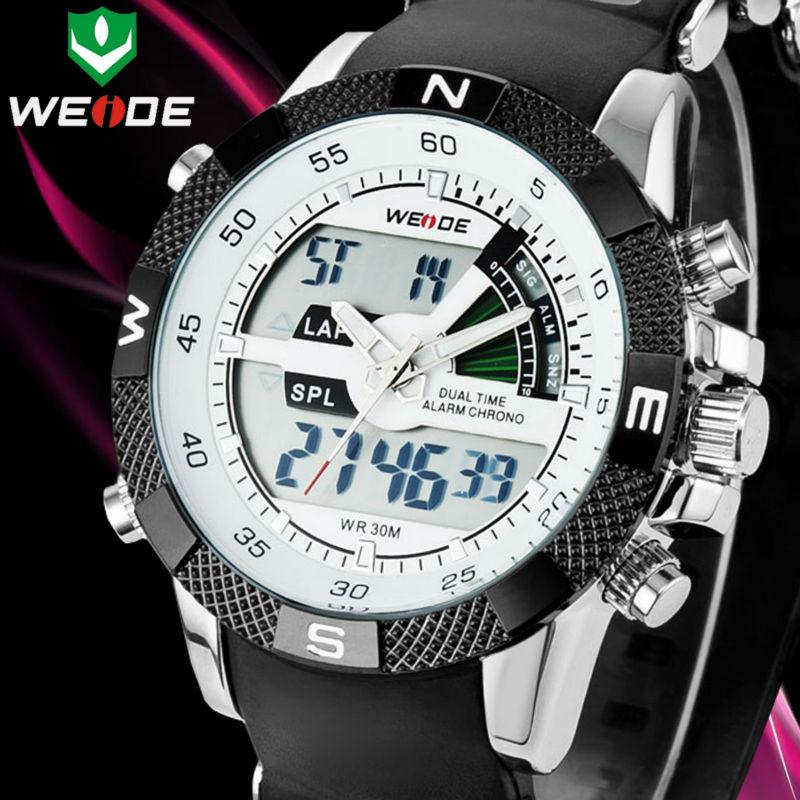 258f5d87b18c weide 2014 de la moda china alibaba reloj dial grande relojes pulsera de  los hombres