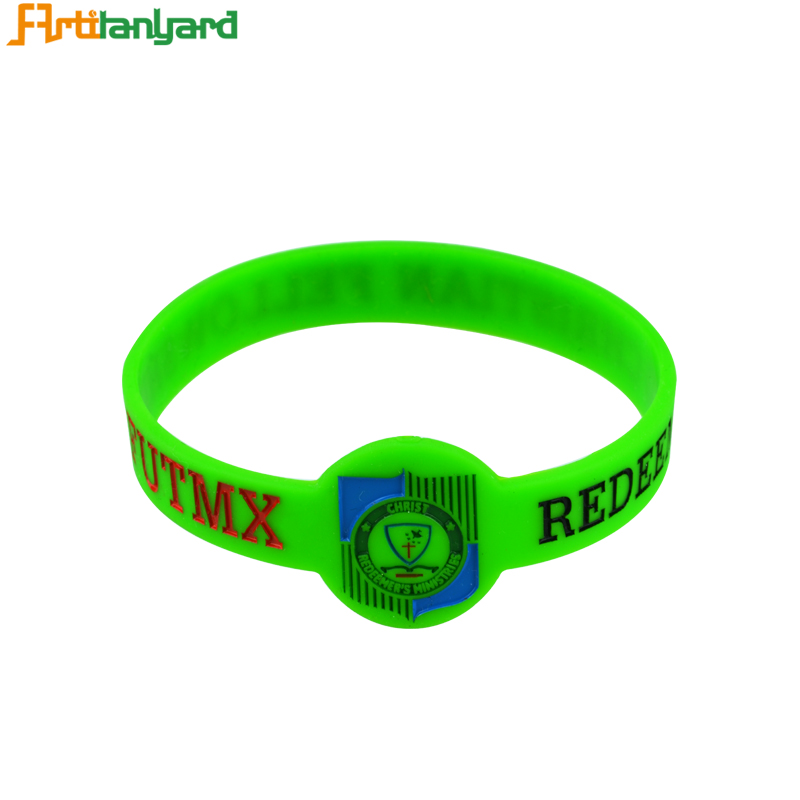 Personalized Printing Logo Name Tag In Fitbit Silicone Wristband - Buy Name  Tag Wristband,In Wristband,Fitbit Wristband Product on Alibaba com