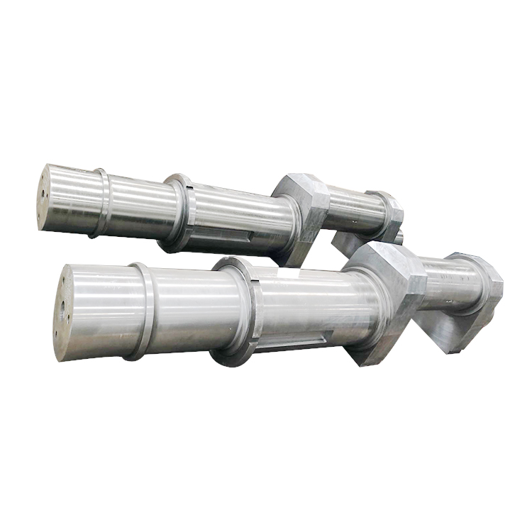 ASTM AISI Heat Treatment Stainless Steel Crank Shaft