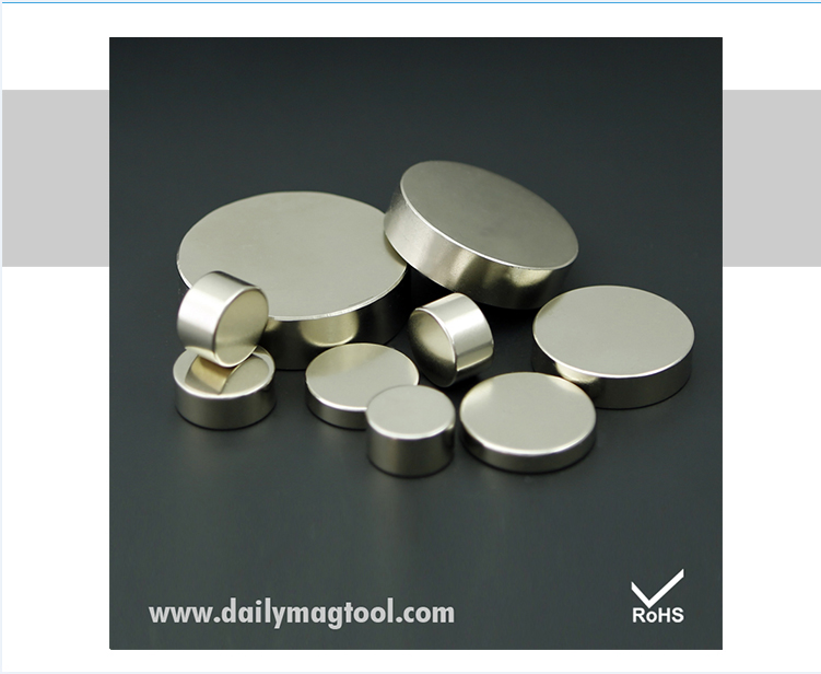 Small Disc Magnets For Jewelry