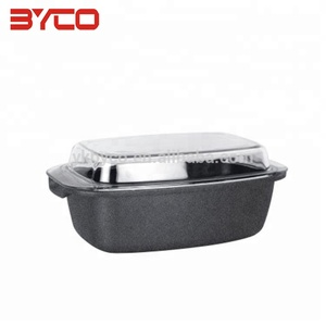 Compact Low Price Best Quality Stoneware Casserole Dish With Lid