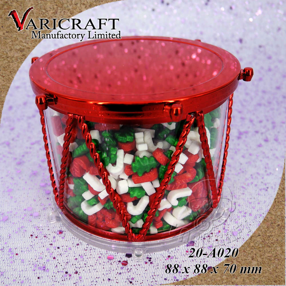 Christmas Drum.Clear Plastic Candy Container With Plated String In Shape Of Christmas Drum Gift For Drummer Buy Christmas Drum Drum Gift Gift For Drummer Product