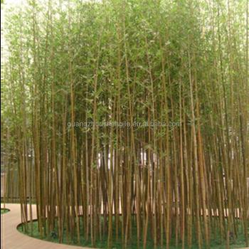 Intérieur Extérieur Bambou Artificiel Pour Jardin Décoration Murale