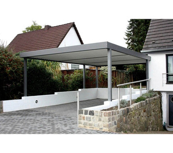 Cheap Sheet Metal Roof Car Parking Sheds - Buy High ...