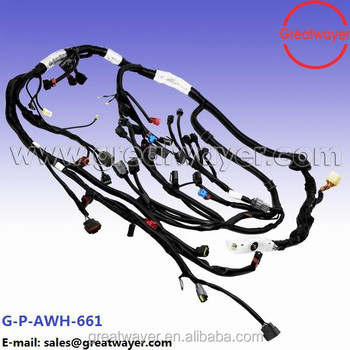 sae cable 6awg 5 pin waterproof connector auto wiring harness for rh alibaba com