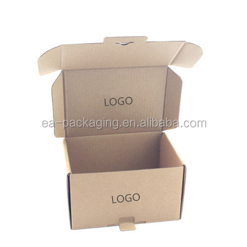 mailing packing wholesale cardboard boxes with custom logo