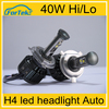 led light car motocycle led h4 headlights auto lights led