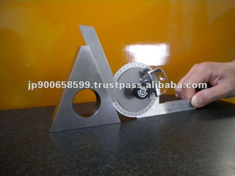 Marui Keiki Products Sp-403 Simple Protractor Scrap Metal Japan ...