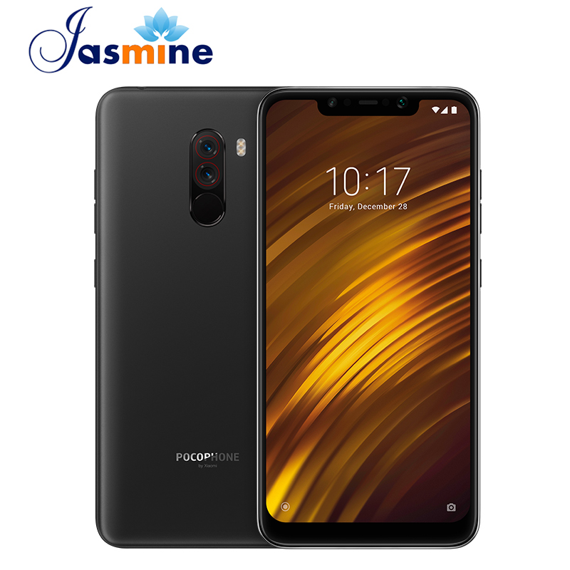 Original xiaomi pocophone f1 snapdragon 845 6GB 64GB 4000nAh battery <strong>android</strong> celulares mobile <strong>phones</strong> 4g