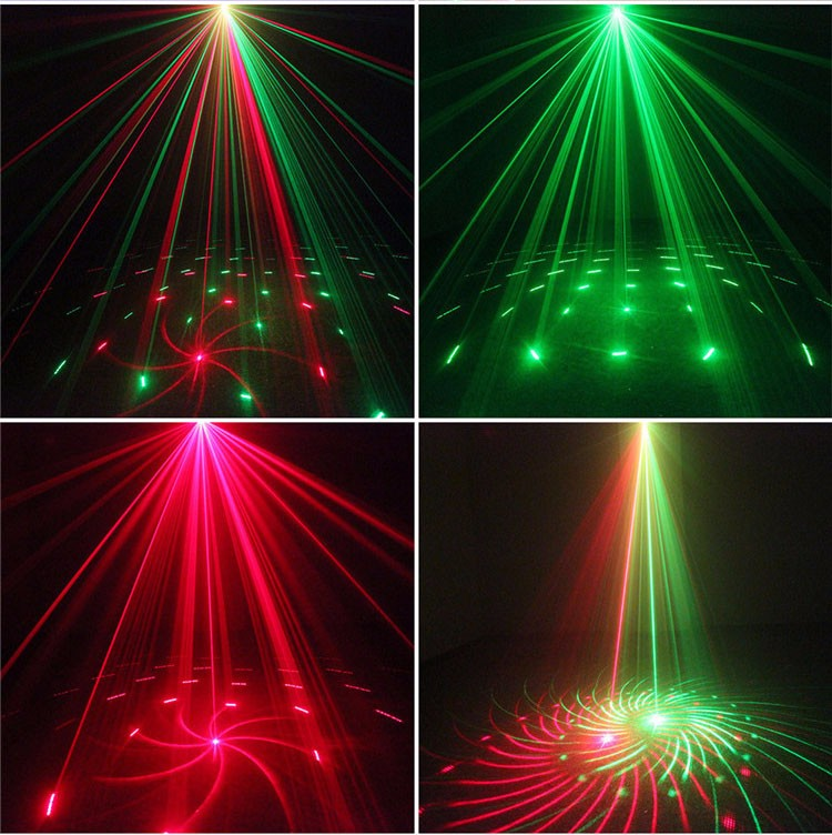12 Patterns DJ Sound And Lighting Equipment
