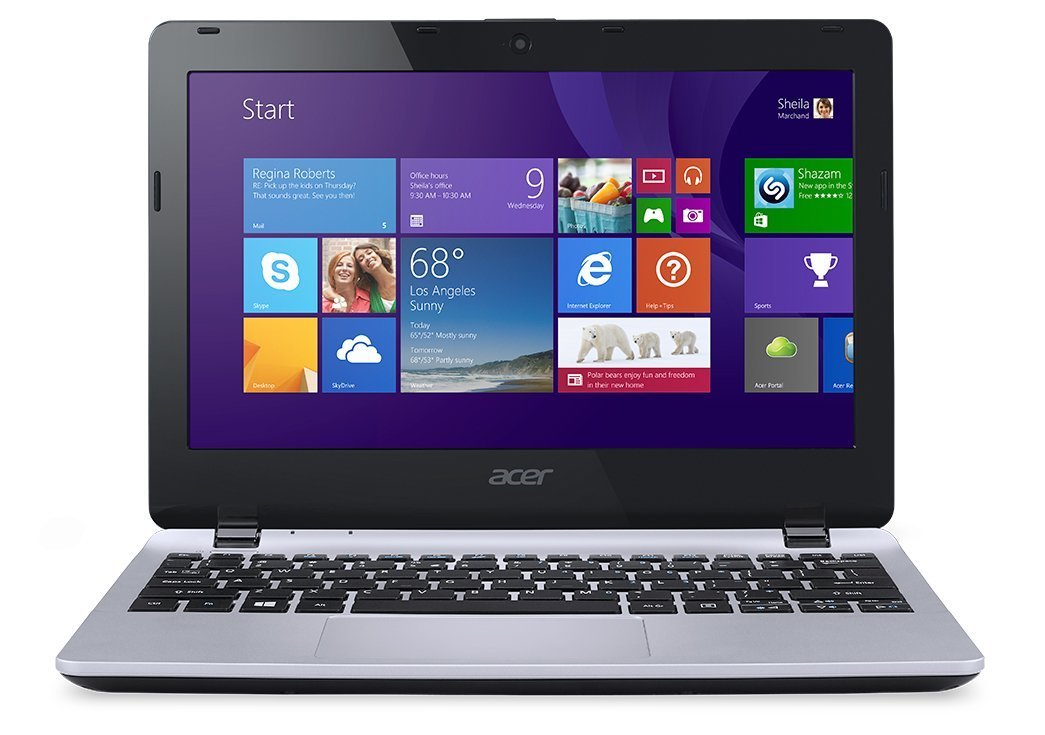 Acer Aspire E3-111-C5GL 11.6-Inch Laptop (Cool Silver)