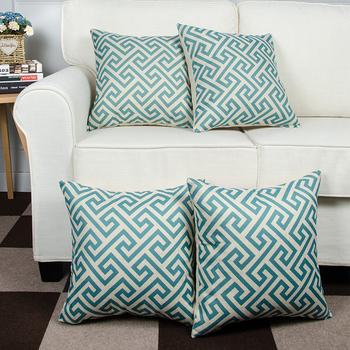 Sofa Pillowcases Cushion Cover