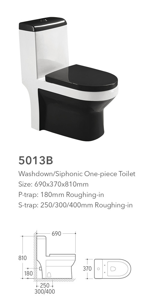 new design siphonic bathroom ceramic red and white colored toilet wc for sale