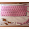 60/80V PINK CERAMIC INFRARED HEATER HEATING PAD FOR PIPE HEATING
