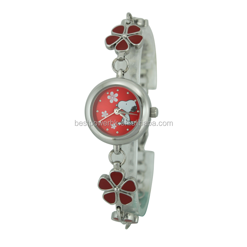 Beautiful form affordable water resistant watch trade on selling