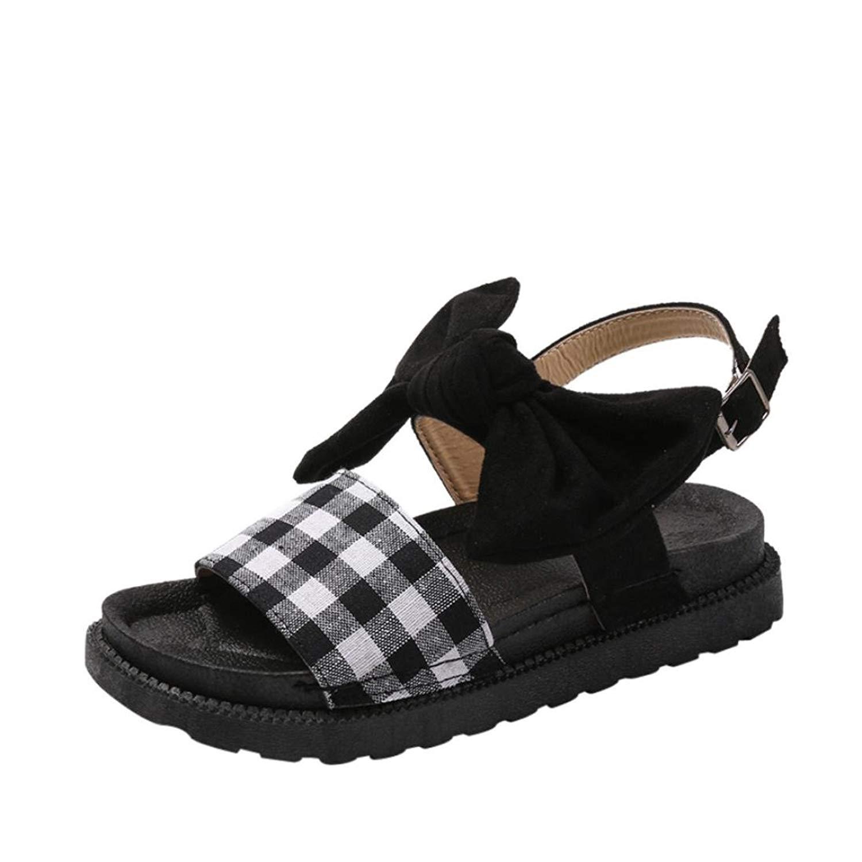 b7d36c382cd Get Quotations · DENER Women Ladies Girls Summer Platform Sandals