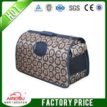 Factory Price Cat Carrier Air Conditioned Pet Carrier