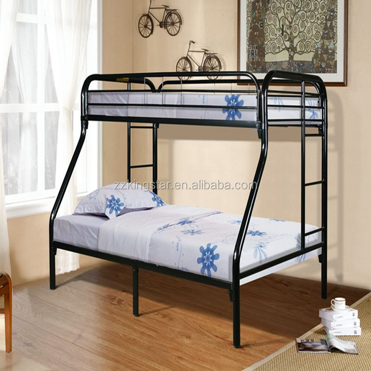 New design school Dormitory metal bunk bed Furniture