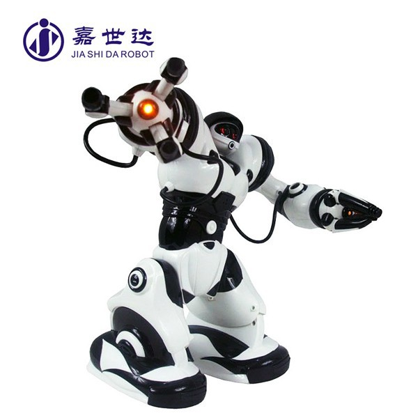 Hot sale item radio control rc robot roboactor with Light & Sound