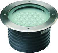 IP67 IK10 floor ground light 40w inground led
