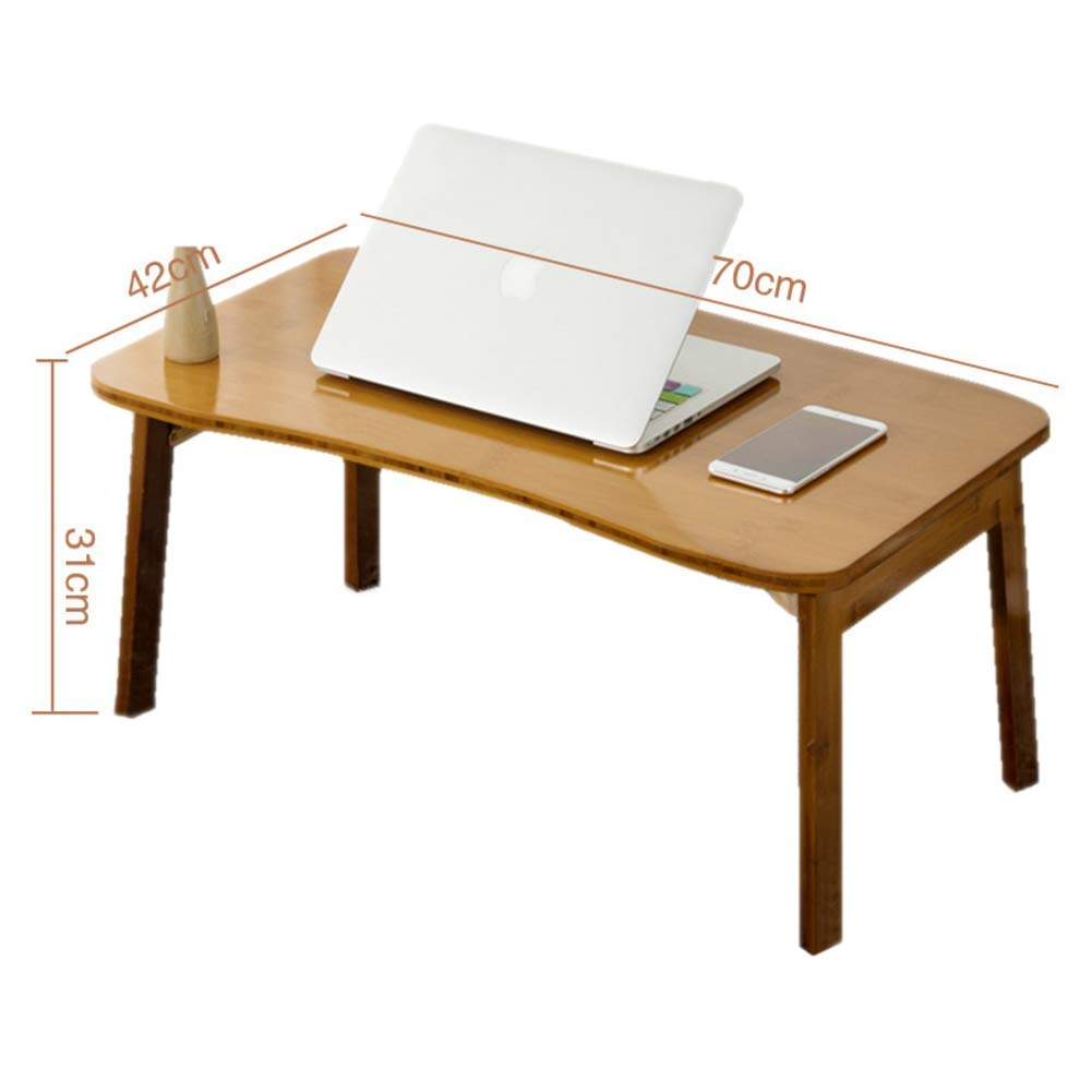 Multi-Functional Portable Laptop Table,Portable and Adjustable Laptop Computer Table/Stand with Ventilation Holes and Mouse Pad in Bed/Couch/Sofa/Office/Carpet/Meadow