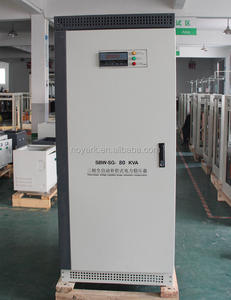 3 phase automatic voltage stabilizer 80kva,automatic voltage stabilizers 80 kva 3 phase