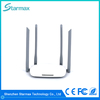 White IEEE 802.11n OEM universal wireless router with DHCP server
