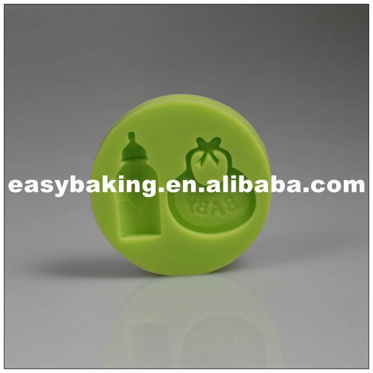 es-8410_Cheap Infant Series Bottle Baby Bib Handicraft Candy Silicone Mold For Fondant Cake Decorating_9597.jpg