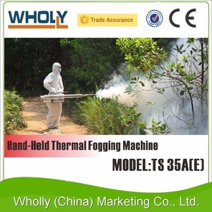 Mini Fumigation Pest Control Best Mosquitoes Thermal Fogger Machine for Poultry House
