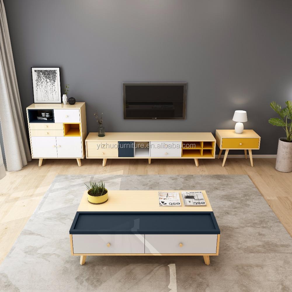 Moderne Tv Unit Murale Meubles Salon Tv Armoire Meuble T L Id De  # Armoire De Salon