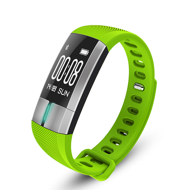 New PPG ECG smart watch Fitness Tracking Bracelet G20 , Smart Wristband with ECG Heart Rate фото