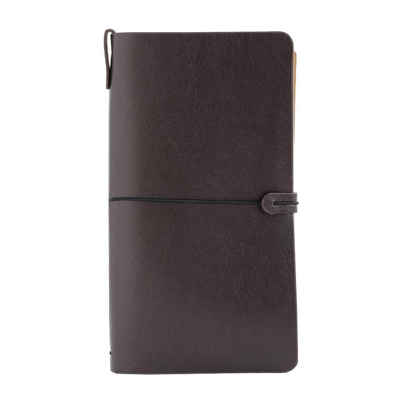 Diario in pelle Antico Fatto A Mano Per Il Regalo di Scrittura Notebook