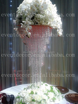 Shining crystal centerpieces for wedding table decoration square shining crystal centerpieces for wedding table decoration square wedding chandelier centerpieces junglespirit Choice Image